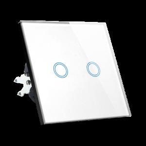 کلید لمسی دو پل خانه هوشمند
