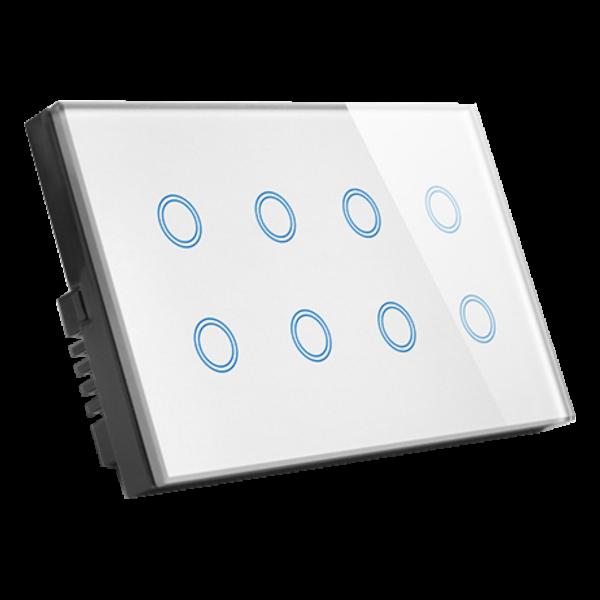 کلید لمسی 8 پل خانه هوشمند